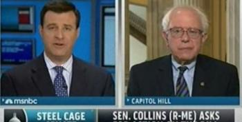 Bernie Sanders Calls Out Bunning And GOP's Hypocrisy On Pay-Go And Obstruction