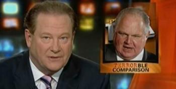 Rush Limbaugh Compares Nancy Pelosi To A Terrorist