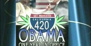 """Obama Pot Party"" Shutdown By The White House"