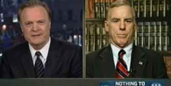 Howard Dean Is Shocked The Republican Party Is So Open About How Contemptuous It Is For Donors