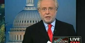 "Blitzer Apologizes For ""Any Confusion Caused"" By ""Department Of Jihad?"" Chryon"
