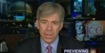 """David Gregory: """"Bush Was Courageous Too On Iraq"""""""