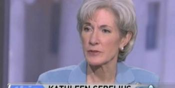 Sebelius: Attempts To Get GOP Support Delayed Heath Reform
