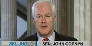Cornyn Won't Say Whether GOP Should Run On Repealing Health Care Bill