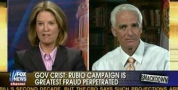 Charlie Crist Suggests Rubio Used Republican Party Credit Card To Pay For Back Wax
