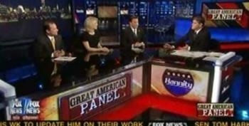 Sean Hannity Defends Glenn Beck's Remark That President Obama Is A Racist