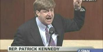 The National Press Corps Is Despicable! Congressman Patrick Kennedy