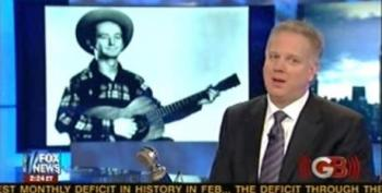 Glenn Beck Attacks Woody Guthrie