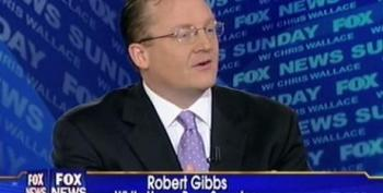 Gibbs: Health Bill Will Soon Be 'Law Of The Land'