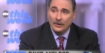 David Axelrod: When You Go Into The Details, People Support The Healthcare Bill