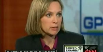 Fareed Zakaria Validates Right Wing Hack Shlaes By Bringing Her On GPS For Discussion On The Economy