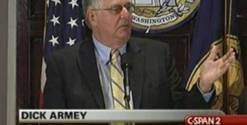 Dick Armey Calls Tancredo Destructive To Republicans On Immigration