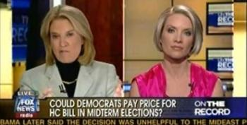 Dana Perino Carries Water For Poor Little Old 'Maverick' Bart Stupak With Abortion Funding Lie