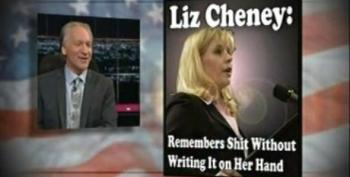 Oh Hell, Liz Cheney's Running For Congress