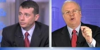 Plouffe Dares Rove To Pull Out 'Mission Accomplished' Banner