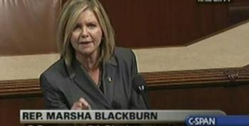 Marsha Blackburn Attacks Social Security