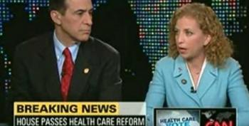 Wasserman Schultz On Health Care Bill: This Passed Without Any Republican Support By Their Choice
