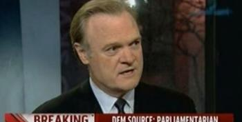 Lawrence O'Donnell: Senate Parliamentarian Rules Against The GOP