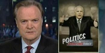 Lawrence O'Donnell: Country First Or Revenge?