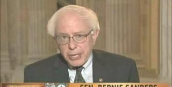 """Republicans Obviously Continuing Their Obstructionist Role, No! No! No!"""" Senator Sanders"""