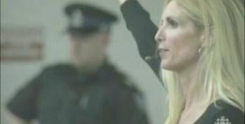 Ann Coulter Speech Cancelled After Thousands Protest At University Of Ottawa