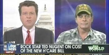 Kill The Pigs! Ted Nugent