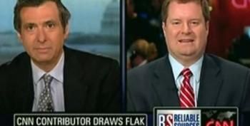 Howard Kurtz Allows Erick Erickson To Feign Ignorance On The Rhetoric Posted At His Blog