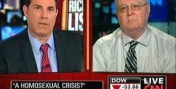 Bill Donohue Doubles Down On His 'Homosexuality' Vs 'Pedophilia' Statement