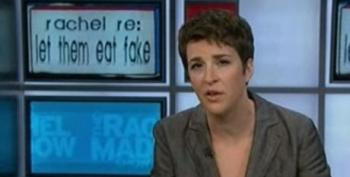 Rachel Maddow Calls Bull-Pucky On Fake Republican Outrage