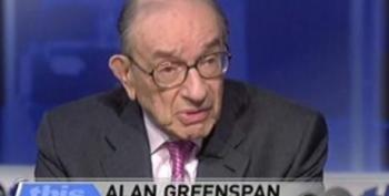 Greenspan Plays Deficit Hawk Again And Warns Of Severe Consequences If CBO Is Wrong On Health Care Bill Costs