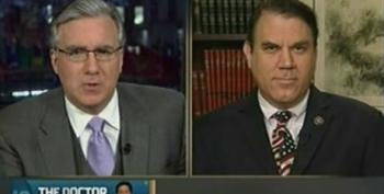 Grayson: Obama Hating Urologist Trying To 'Tear Up The Social Contract'