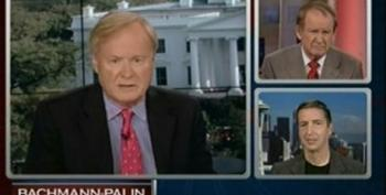 Matthews And Buchanan Gush Over The 'Dazzling' 'Rodeo Queens' Palin And Bachmann