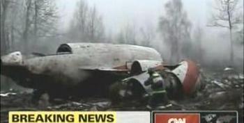 Polish President Dies In Plane Crash In Russia