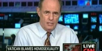 Cafferty Blasts Catholic Church For Linking Child Sex Abuse To Homosexuality