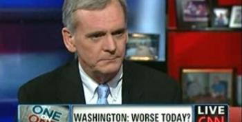 Judd Gregg Calls The Administration He Almost Worked For Governing From The 15 Or 20 Yard Line