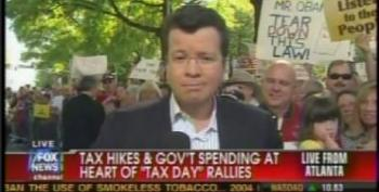 Neil Cavuto On Fox's Tea Party Coverage: 'We Don't Pick And Choose, We Don't Decide Whose Rally Is More Important'