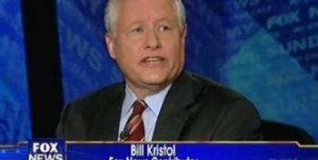 Bill Kristol: Republicans Should Think About Breaking Up The Banks