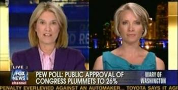 Greta Van Susteren Asks Bush Flack Perino To Weigh In On Polls On The Obama Administration