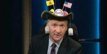 Maher To Teabaggers: If You're Unwilling To Cut Defense And Give Up The Empire You Don't Really Care About The Debt