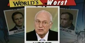 Worst Persons: Dennis Miller Thanks Dick Cheney For Telling Leahy To Go F**k Himself