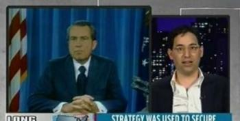 Rachel Maddow And Rick Perlstein On Michael Steele's Admission Of A GOP Southern Strategy