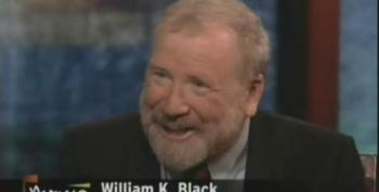 William Black: Key Component In Financial Crisis - Fraud - Is Not Being Addressed