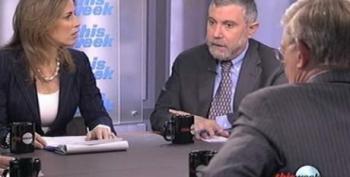 Krugman: McConnell Made 'Most Dishonest Argument Ever'