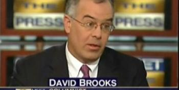 David Brooks: Moving Further To The Right Is Good For Republicans As Long As They're 'Principled'