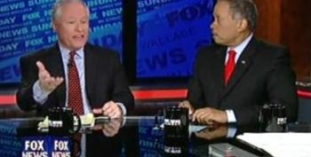 Kristol And Williams Get Into Shouting Match Over Goldman Sachs Emails Release