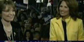 John McLaughlin: 'Dueling Divas And Media Darlings' Palin And Bachmann In 2012?