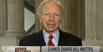 Lieberman Gives His Buddy Lindsey Graham Cover On Climate Change And Immigration Bills