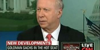 David Gergen: The Goldman Sachs Hearing 'Has All The Signs Of A Hanging'