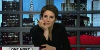 Rachel Maddow Slams The Republicans For Making John Ensign Their 'Ethics Point Man'