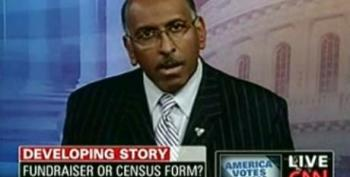 Steele On Census Look Alike Bill Co-Sponsored By Two Republicans -- 'I Can't Help The The Democrats Wrote A Bad Bill'